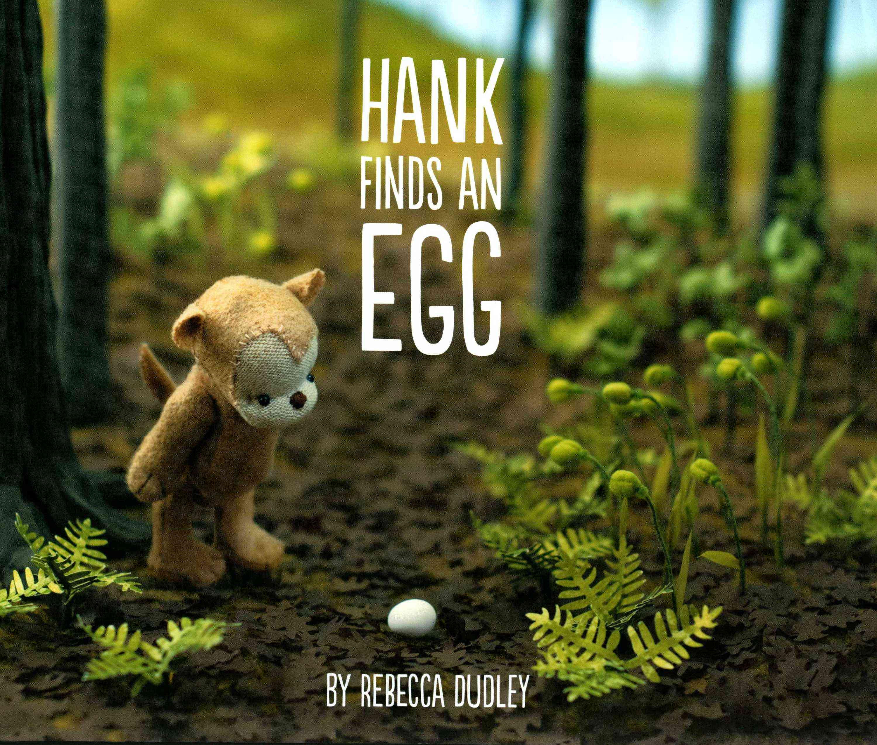 Hank Finds an Egg By Dudley, Rebecca